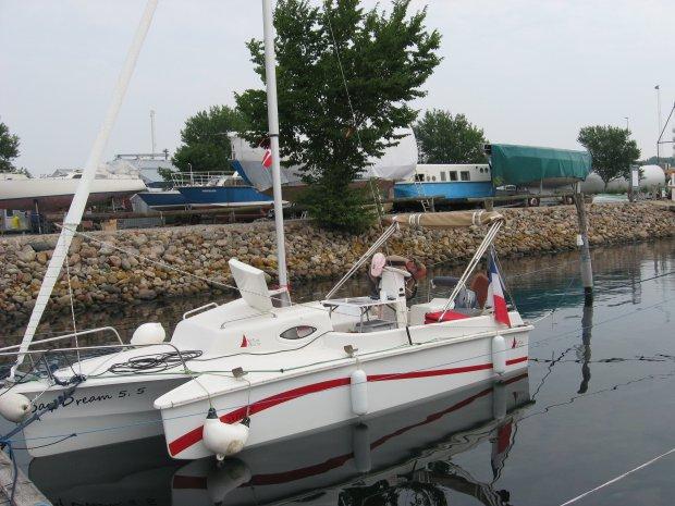 Astus Boat bay dream 5.5