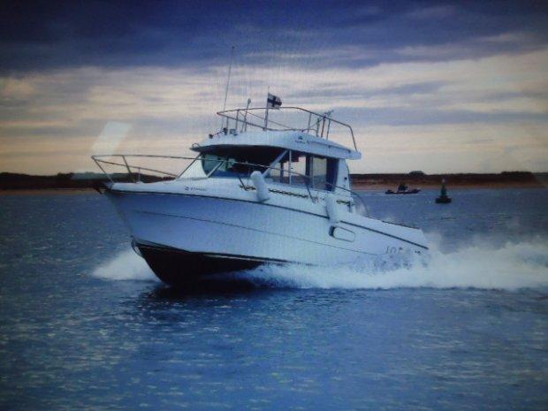 JEANNEAU MERRY FISHER 750 CRUISING