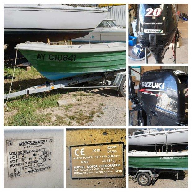 QUICKSILVER barque