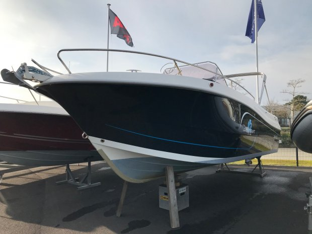 PACIFIC CRAFT 750-OPEN