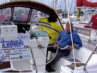 Bien vendre un bateau